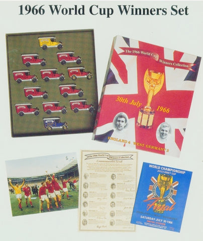 Oxford Diecast 40th Anniversay World Cup Sets