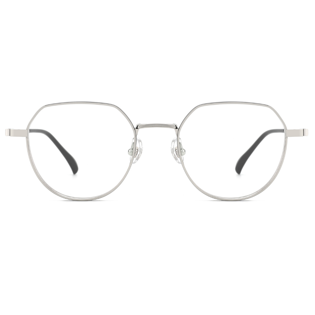 The Duchess (silver) - Blue light blocking glasses