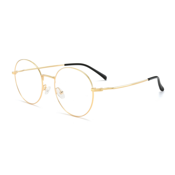 The Jess (gold edition) - Blue light blocking glasses (pre order)