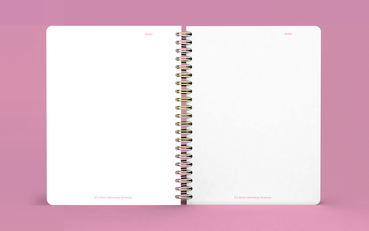 Makin' Myself Proud Notebook PRE ORDER