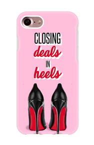 Closing Deals in Heels SHOCKPROOF