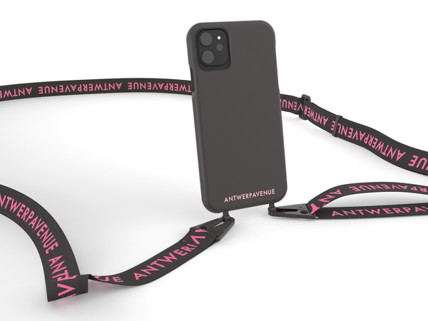 The 'Goalchaser'  phone case + lanyard