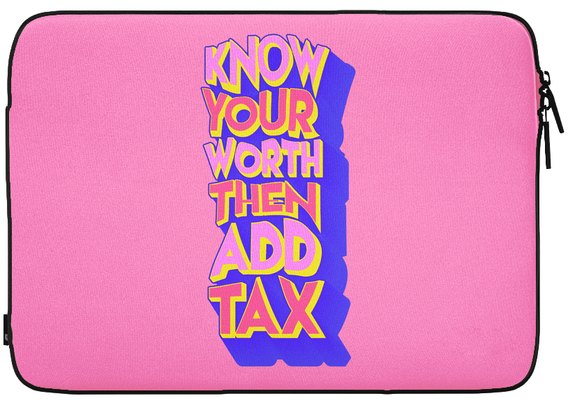 Know Your Worth Sleeve