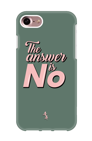 The Answer is No SHOCKPROOF (PRE ORDER)