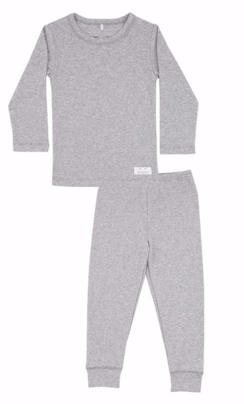 Pyjamas Cosy Grey