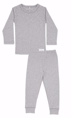 Black Lounge UNISEX Pyjamas