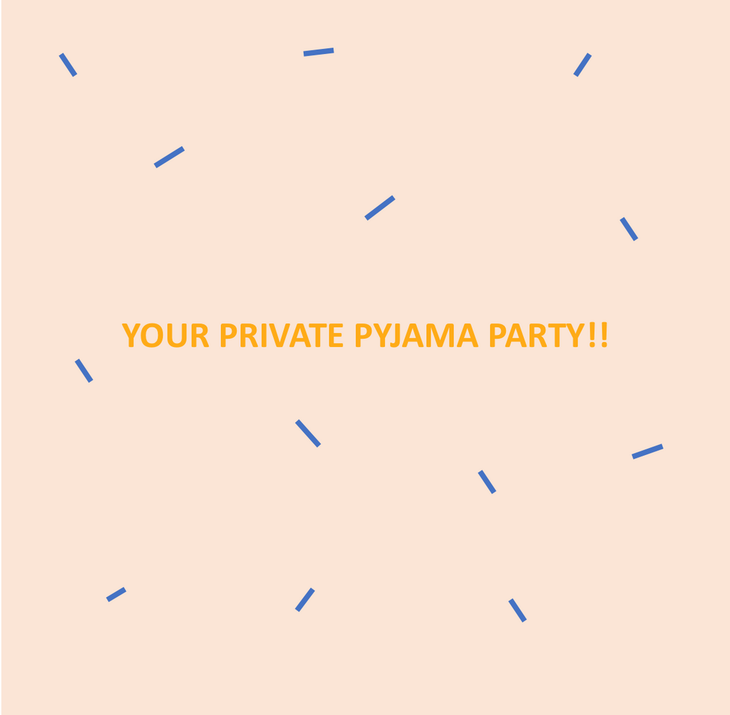 ULTIMATE PYJAMA PARTY - GIRLS 2-14Y