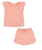 SELMA pyjamas shorts Peach Blush