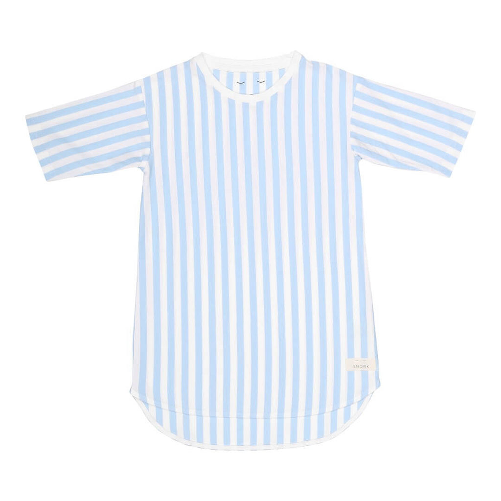 SAGA shirt Seastripes