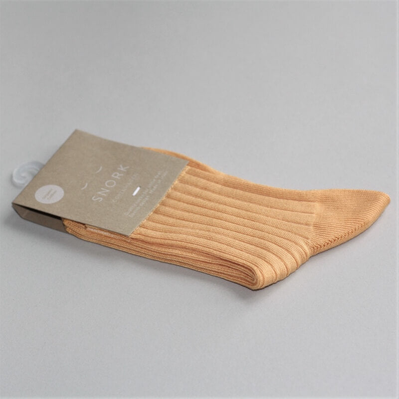 Organic Cotton Socks YELLOW