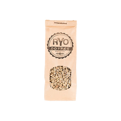 RYO Blend Green / Raw Coffee Beans - 300g