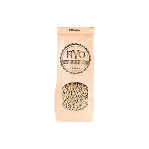Ethiopia Yirgacheffe Green / Raw Coffee Beans - Grain Pro - 300g