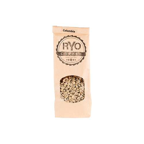 Colombia Green / Raw Coffee Beans - Grain Pro - 300g
