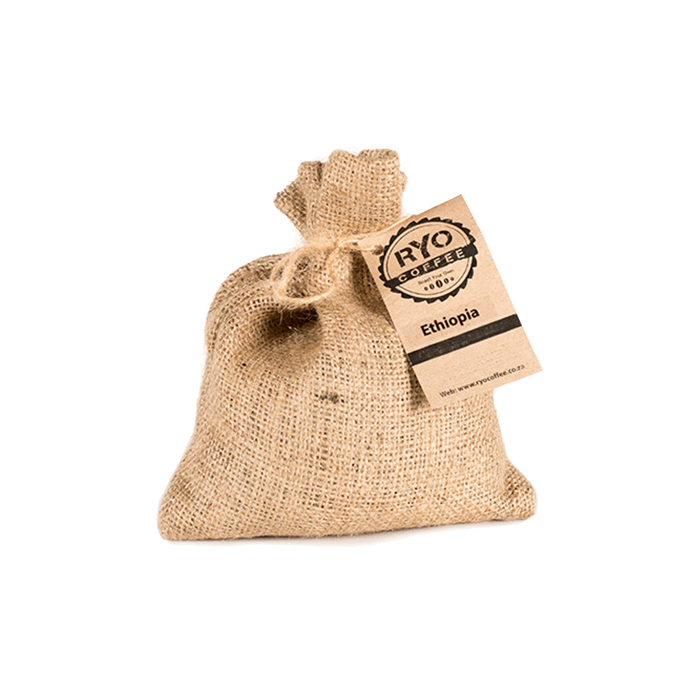 Ethiopia Green / Raw Coffee Beans - 500g