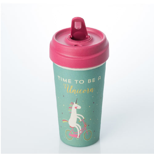 Bamboo Cup - Time to be a Unicorn Cup - ChicMic