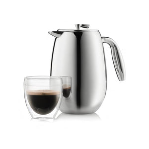 Bodum Colombia Double Wall French Press / Plunger coffee maker