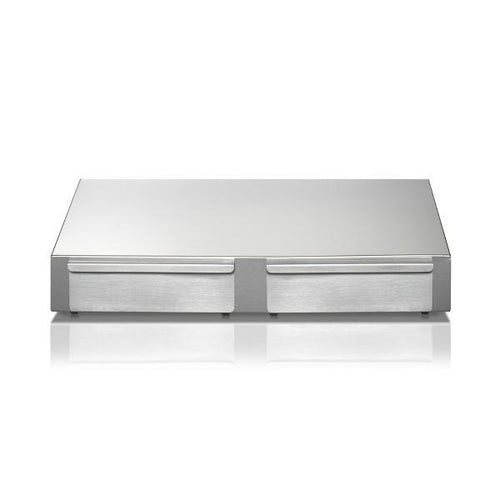Rancilio S/Steel Drawer base (for Espresso machine and grinder)