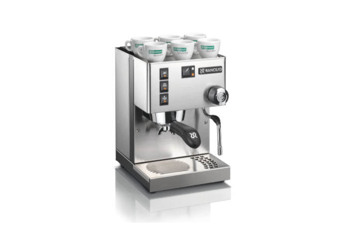 Rancilio Silvia M V5 Espresso Machine S/Steel  (out of stock)
