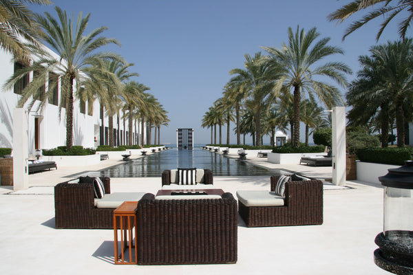Hattie Visits...The Chedi Muscat