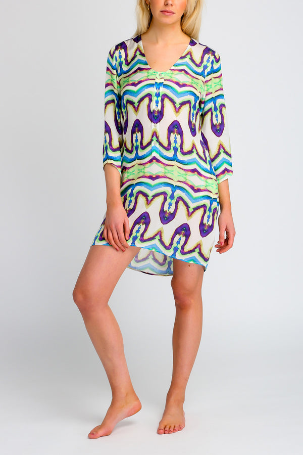 NOVELLO SHORT - TRIBAL