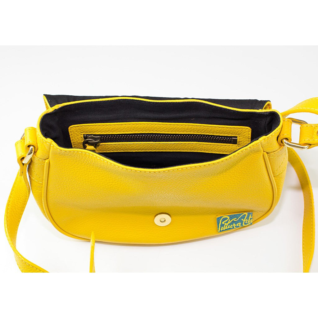 Sunshine Leather Crossbody