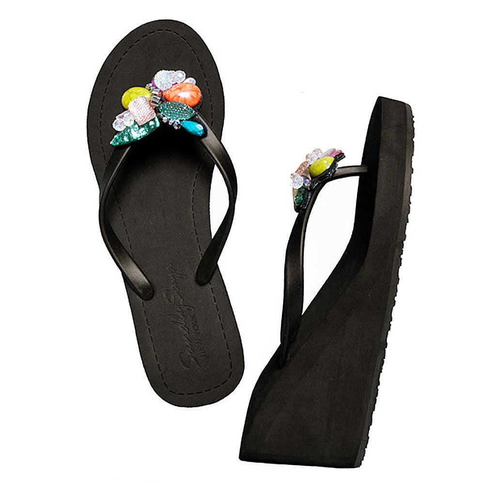 West Village - Wedge Sandal