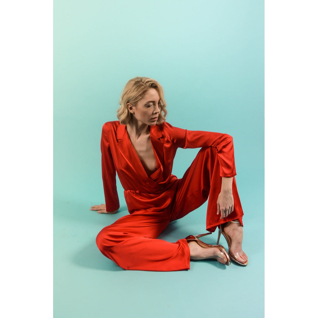 0b848cc197f Red Silk Jumpsuit – Natalie