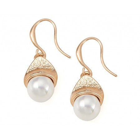 PEARL GOLD EARRINGS