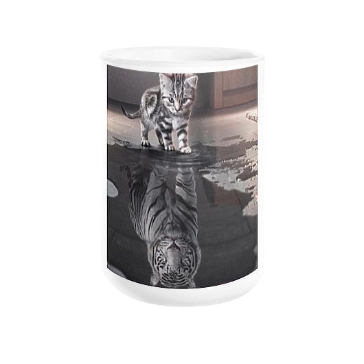 Coffee Mug 15oz - Natalie