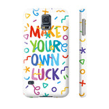 Phone Case Slim Galaxy s5 - Natalie