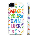 Phone Case Slim iPhone 5/5s - Natalie