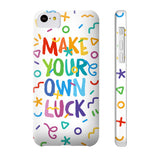 Phone Case Slim iPhone 5C - Natalie