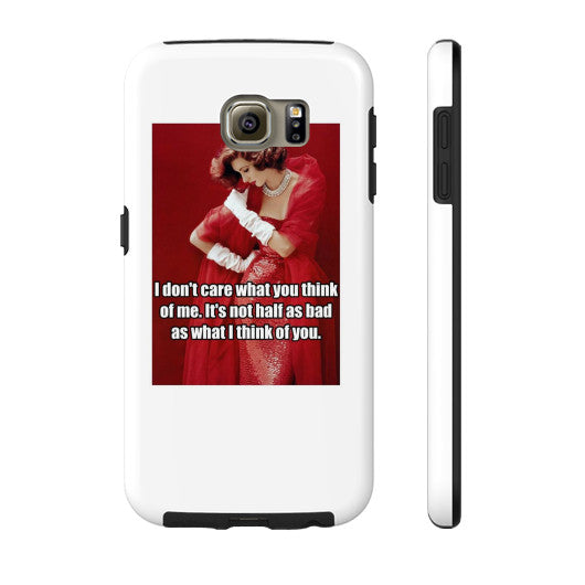Phone Case Tough Galaxy s6 - Natalie