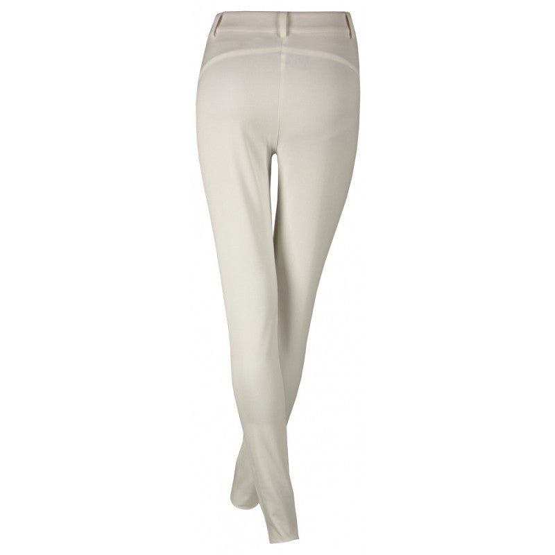 TEVA White slim trousers