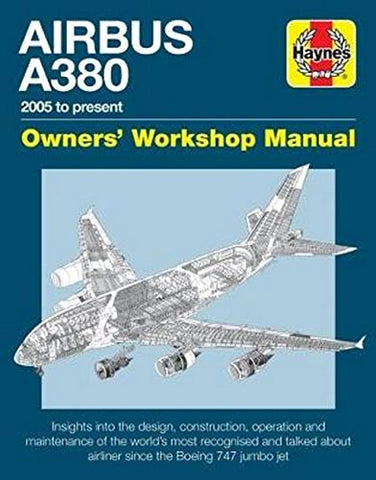 Airbus A380 Haynes Owners Workshop Manual