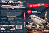 FAREWELL DC-10 DVD Double Disc Edition