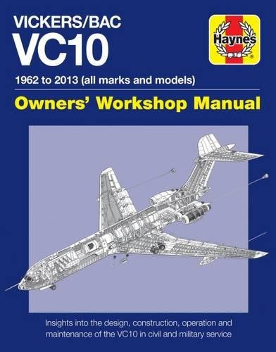 Vickers VC-10 Haynes Owners Workshop Manual