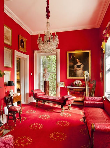 regency red room