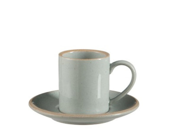 Coffee Cup and Saucer (S) - Applemoon Interiors