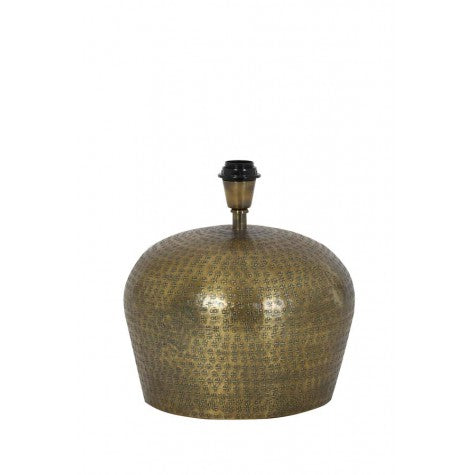 Gondia Lamp Base Antique Bronze - Applemoon Interiors
