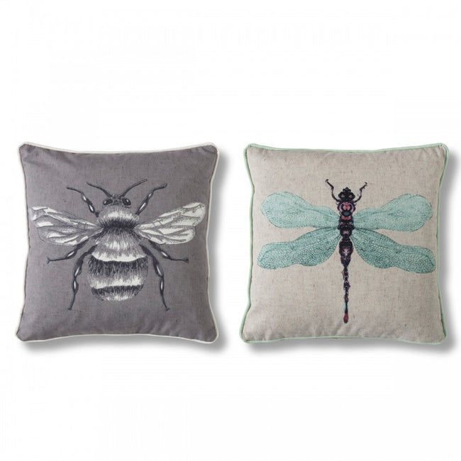 Insect Mini Cushions - Applemoon Interiors