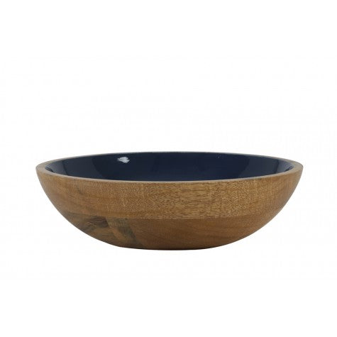 Ranco Dish Blue Wood - Applemoon Interiors