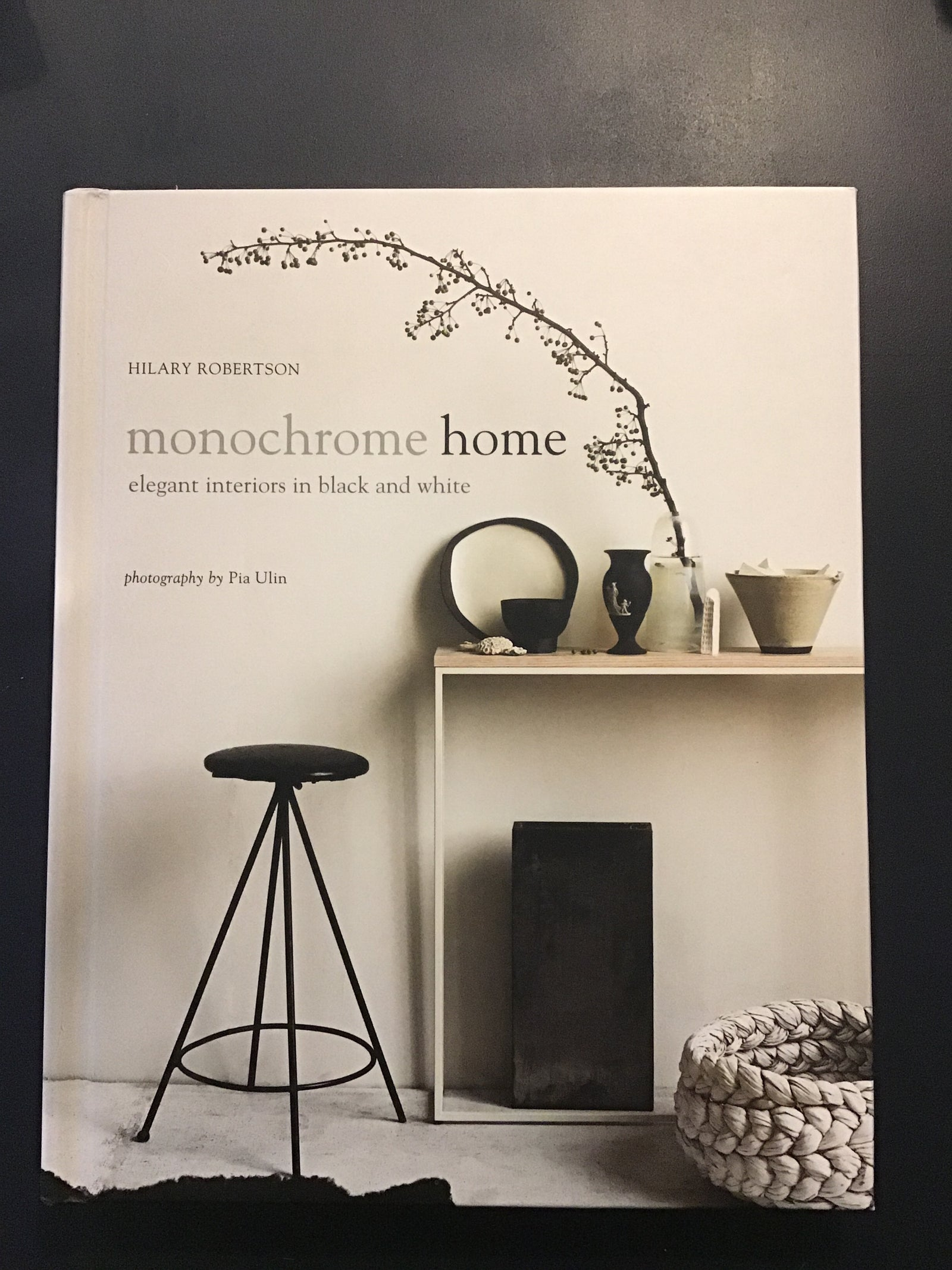 Monochrome home - Applemoon Interiors