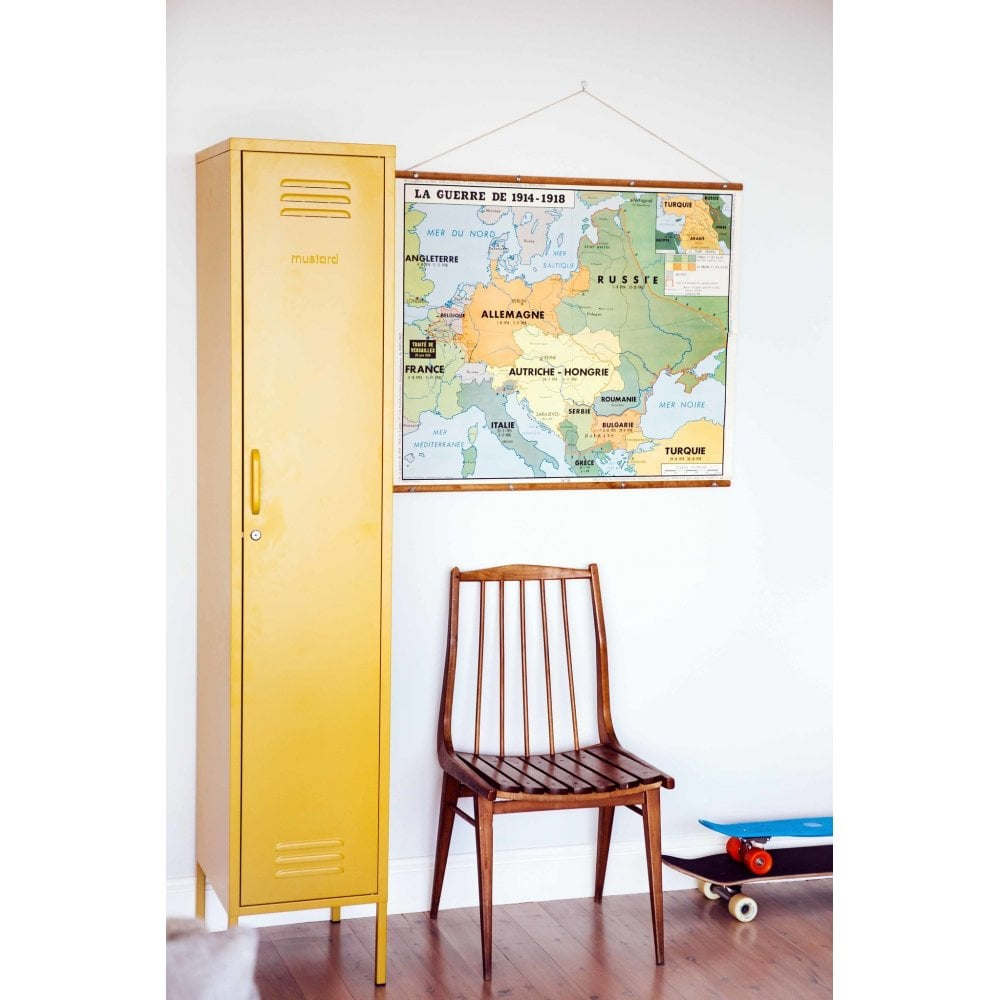 Storage Locker - Mustard - Applemoon Interiors