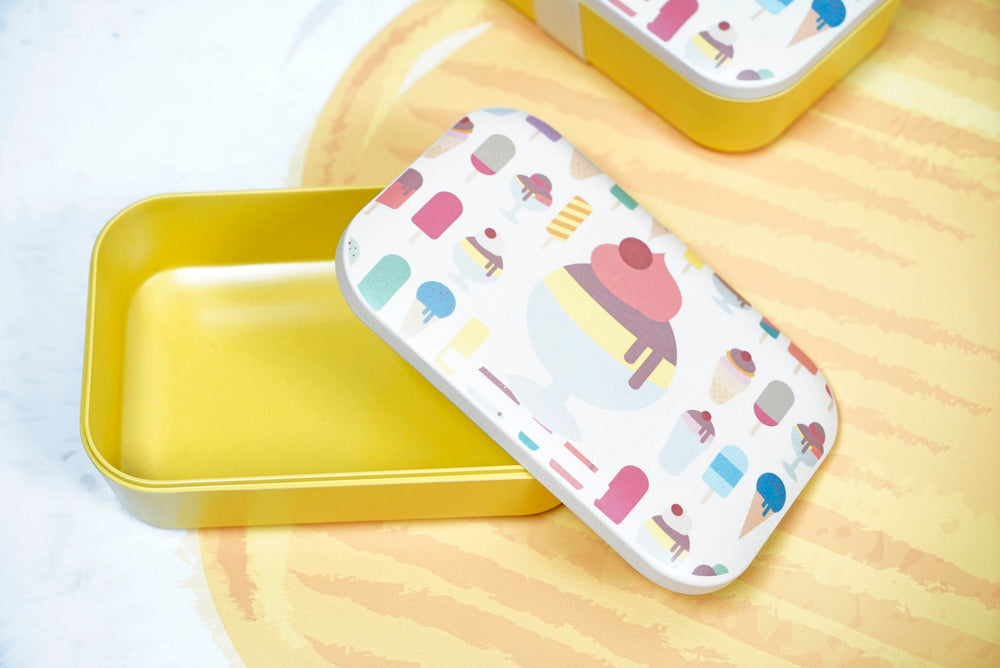 Load image into Gallery viewer, Bamboo lunch box / icecream