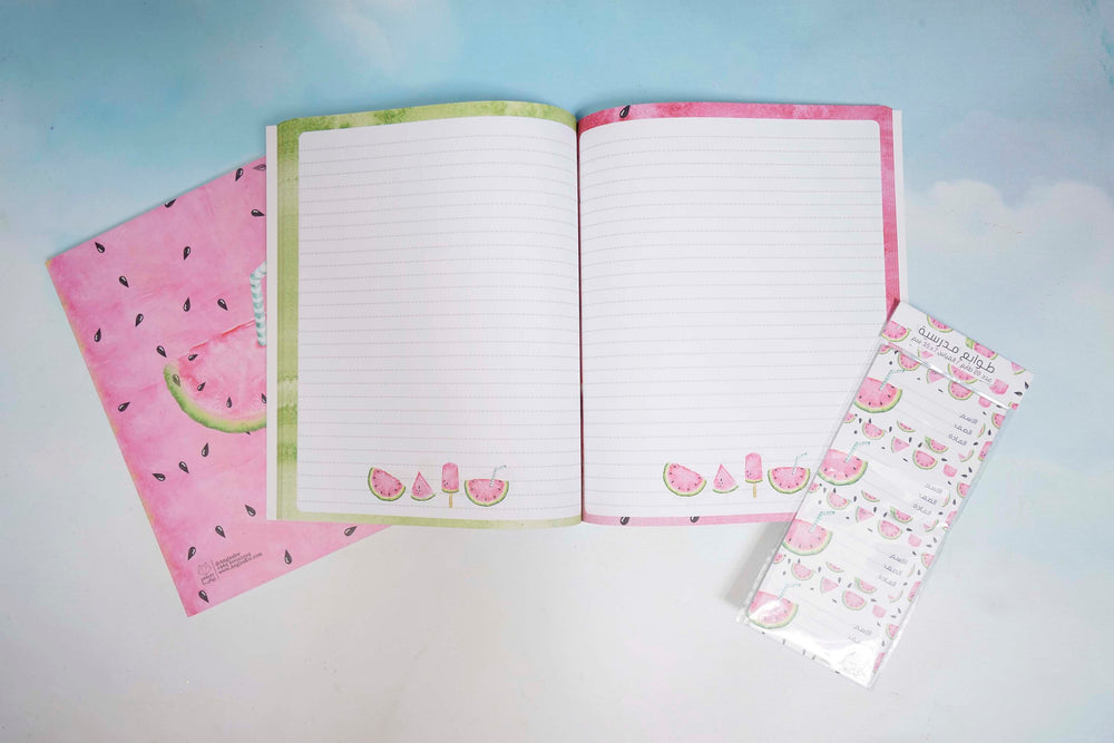 Notebook/watermelon(60sheets)