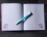 Notebook/ Unicorn(40 sheets)