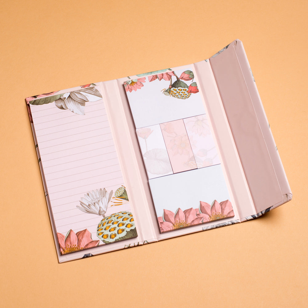 Sticky notes book / دفتر اوراق لاصقة
