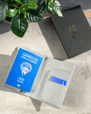 Load image into Gallery viewer, Passport Cover - Grey