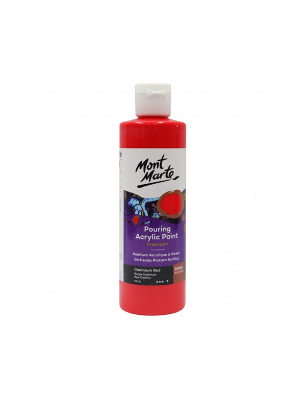 Pouring Acrylic Paint - 240 ML